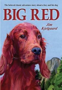 Big Red - book by Jim Kijelgaard