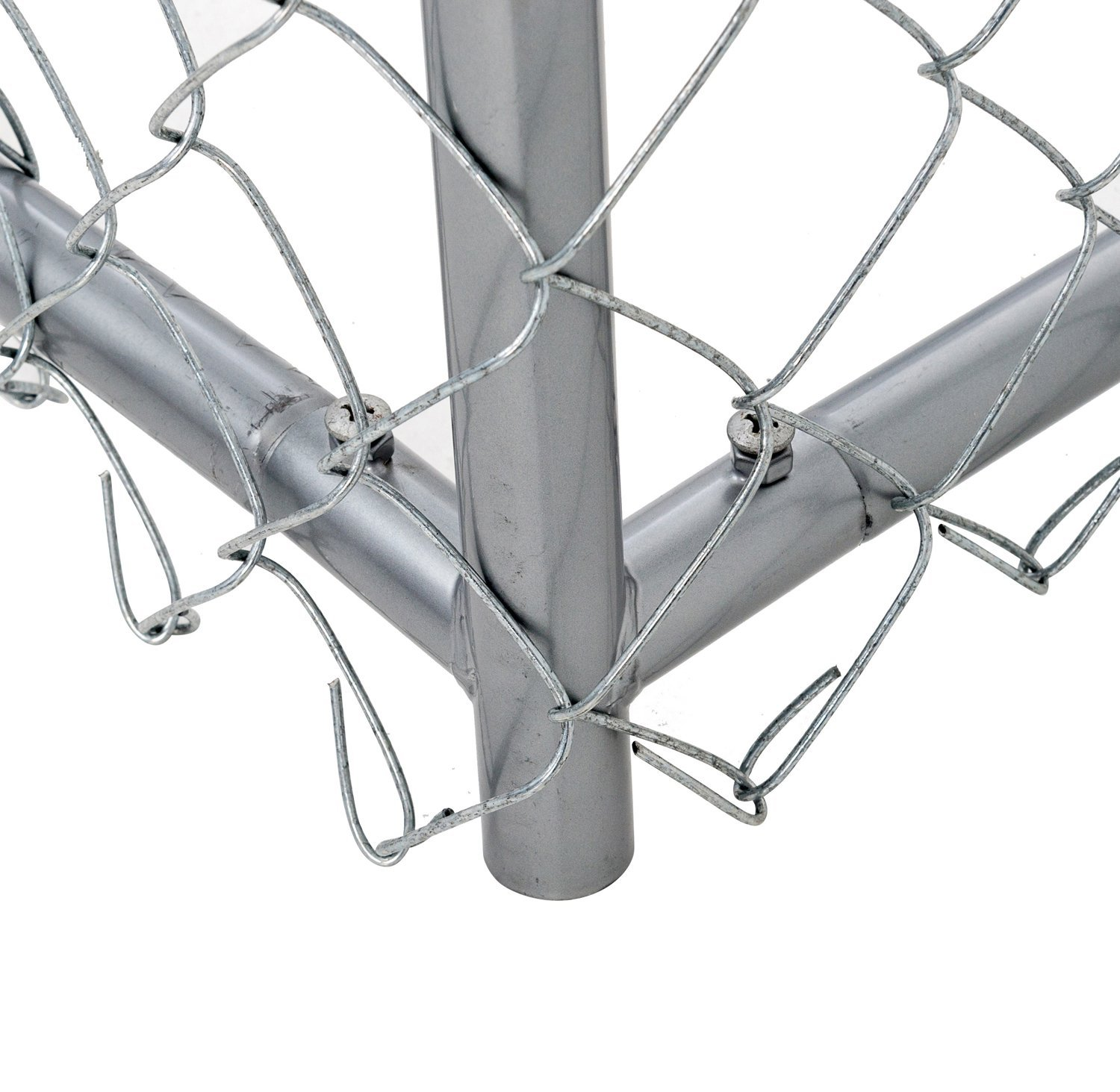 All Chainlink Closeup B